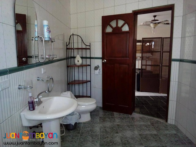 3BR House For Rent in Cabancalan Mandaue City Cebu - Furnished