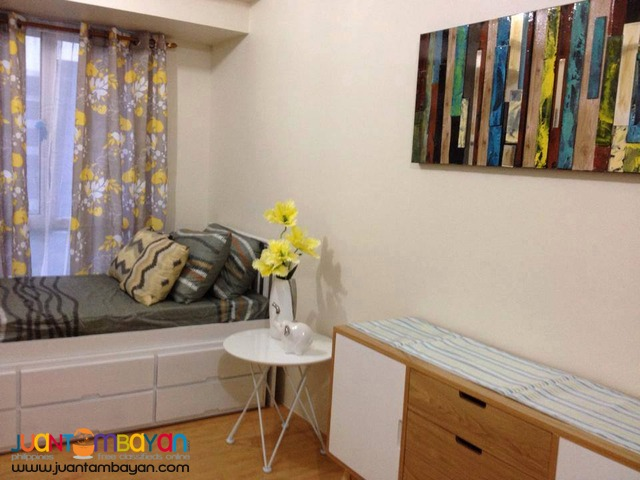 18k Furnished Studio Condo Unit For Rent in IT Park Cebu City