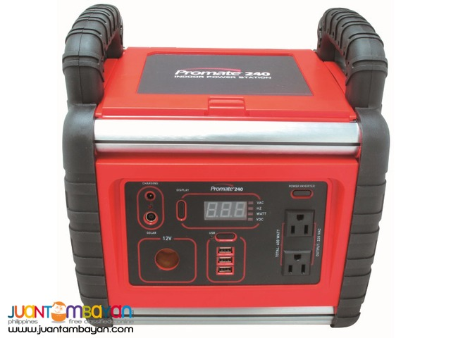 Promate 240 Power Station Generator Philippines
