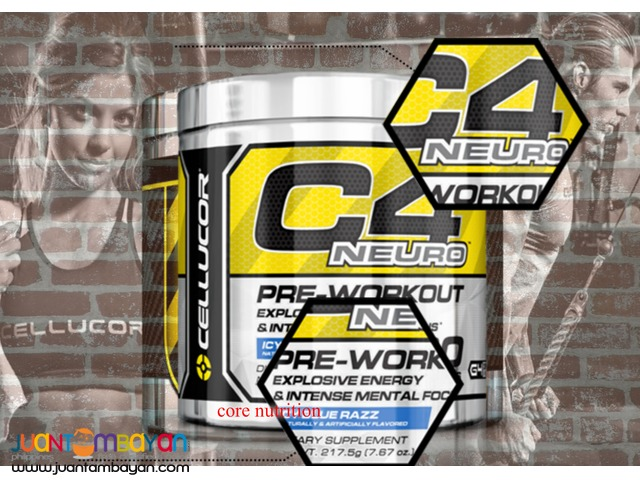 CELLUCOR C4 NEURO 30SERVINGS