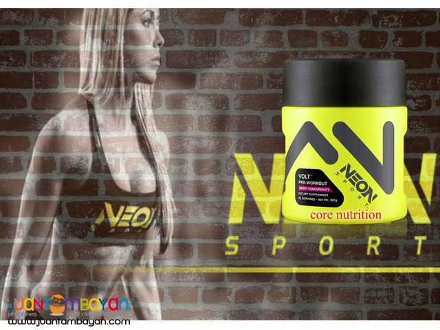 NEON SPORT Volt, 36 Servings