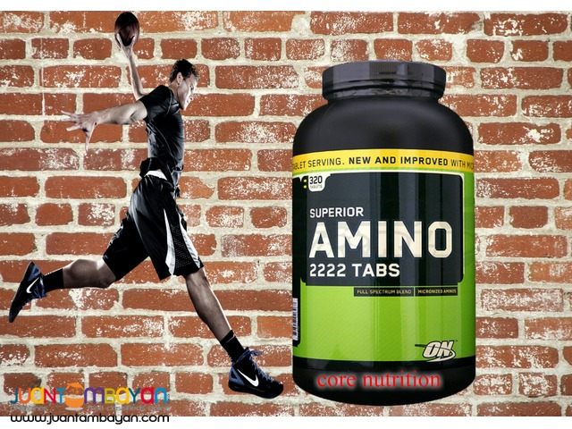 ON AMINO 2222 320 TABLETS