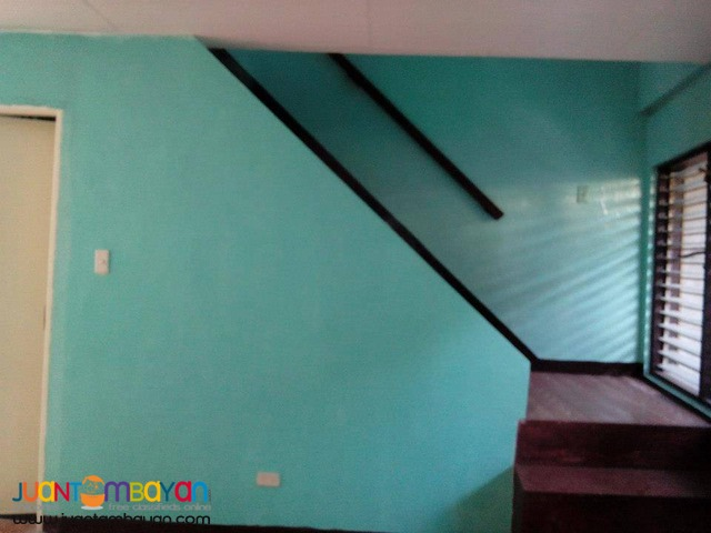 For Rent Unfurnished Apartment in Labangon Cebu City - 3 Bedrooms