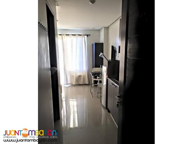 15k Studio Condo Unit For Rent in Baseline Residences Cebu City