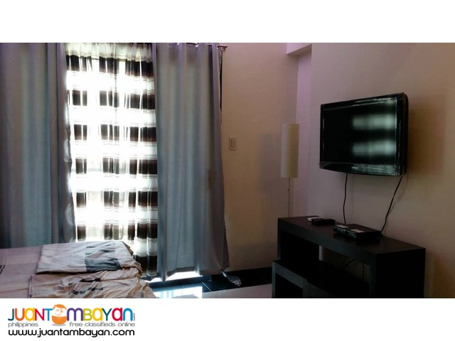 25k For Rent Furnished Condo Unit in Ramos Cebu City - Studio