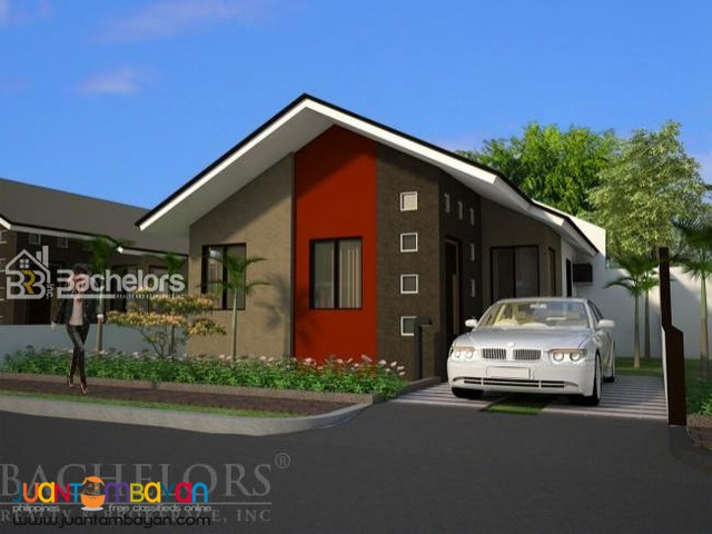 1-Storey Single Attached House for sale as low as P15,234 mo amort