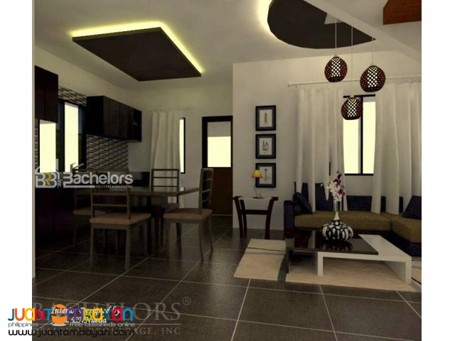 2-Storey Single Attached House for sale as low as P22,985 mo amort