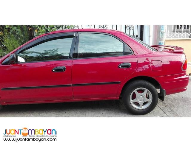 FOR SALE Mazda Sedan 323 1.6 valve