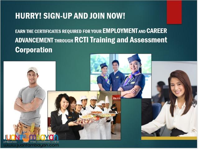 RCTI Training Department