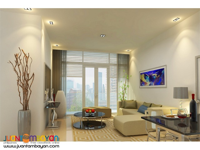 One Uptown Residence Fort Bonifacio Global City fully furnished unit