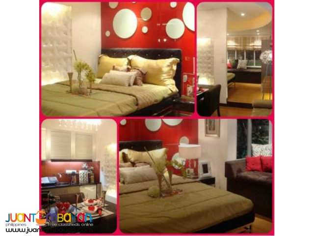 affordable unit Viceroy studio Mckinley Hill Taguig