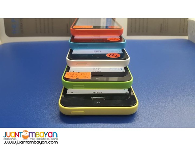 Apple iPhone 5c Any Color 16gb Factory unlock