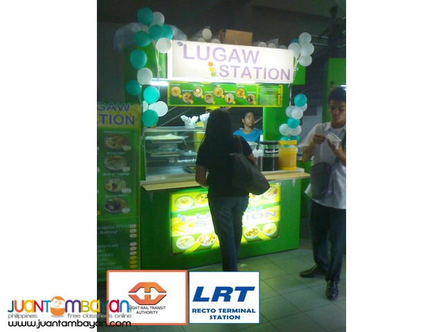 lugaw,goto,mami 24/7 food cart business