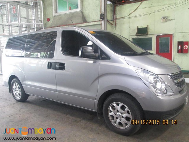 Rent aq Car Starex