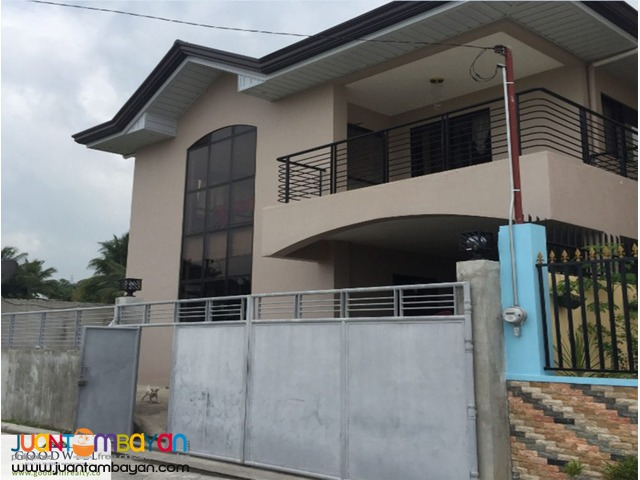 Quality House in Minglanilla with Overlooking view