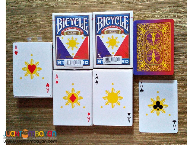 Bicycle Pilipinas Playing Cards - Limited Edition - SEALED