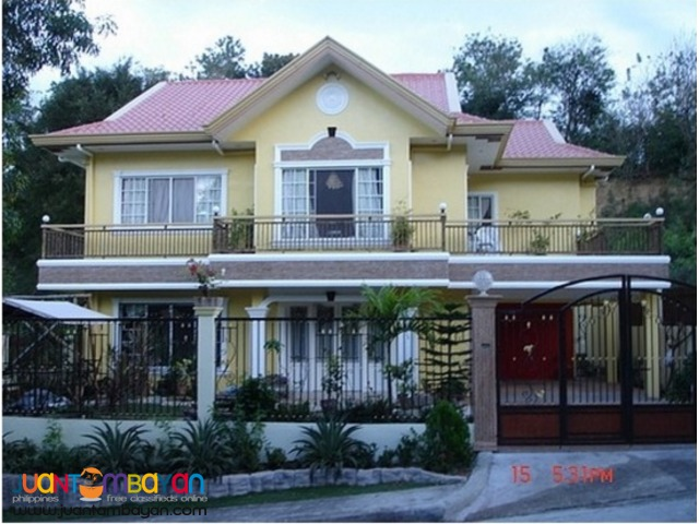 An Urban Getaway House in Cebu City