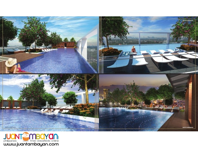 Premier Low Rise residential condo near Forbes Park and BGC, Taguig