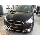 60k all-in d.p 2017 mirage glx  hatchback
