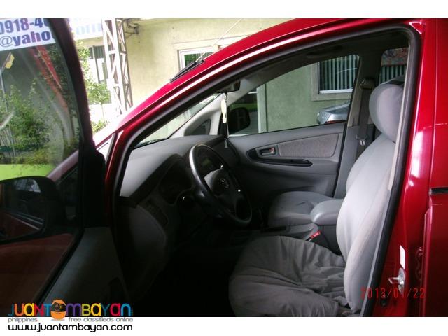 Rent a Car Innova