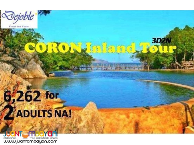 BORACAY Free and Easy Tour Package  5,236 for 2 ADULTS NA!