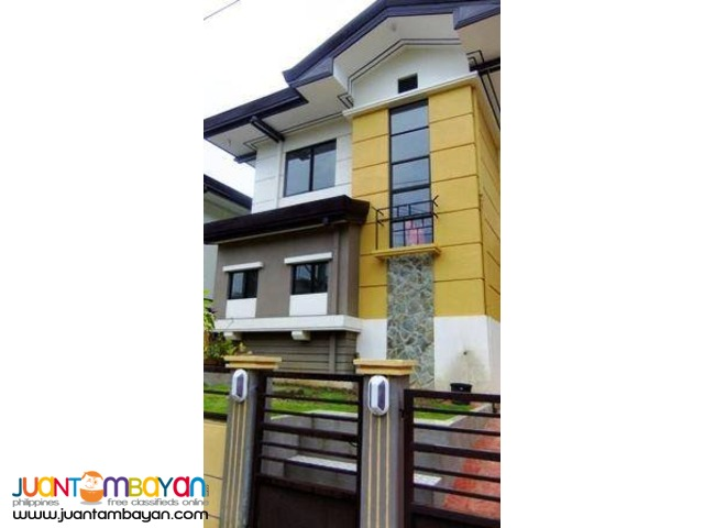 25k Furnished 3 Bedroom House For Rent in Talisay City Cebu