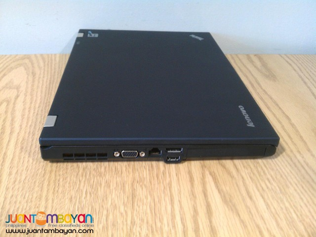 Grade A Warranty Lenovo Thinkpad T420 Core i5 2.50Ghz 4GB 320GB WebCam