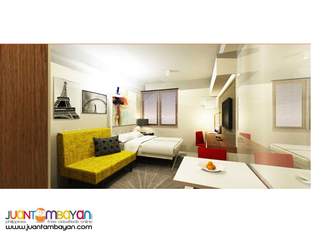 Penthouse Condo with private Swimming pool in Pasig City