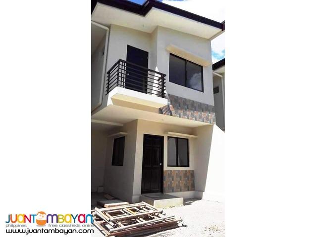 Crystal homes house and lot in San Mateo Rizal thru Bank Financing