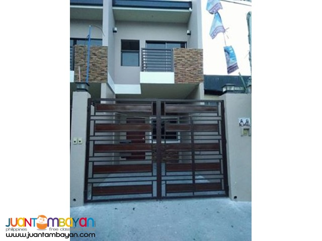 BNEW Townhouse for sale in Pag-Asa QC near SM North EDSA