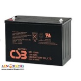 CSB Battery for UPS (12volts x 7.2AH) call PC Mine Inc 781-1431