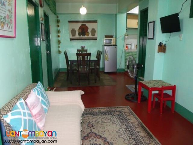Cozy 3BR Baguio Transient House