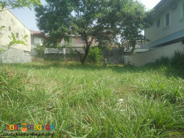 Vacant lot for sale along Sampaguita St. Mapayapa Village QC