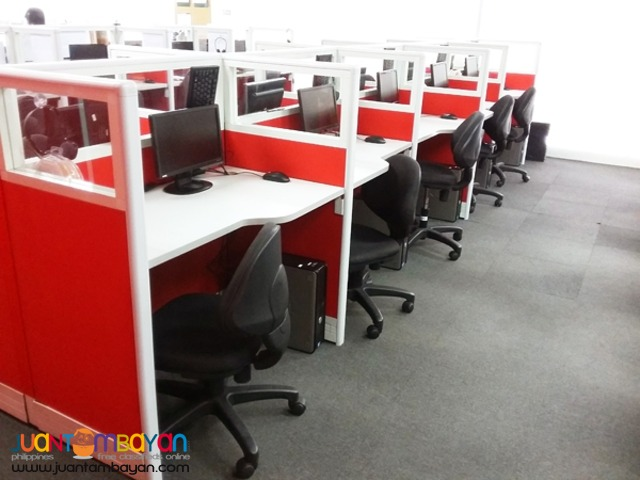 BPO or Seat Lease or Seat Leasing on Ortigas Pasig City