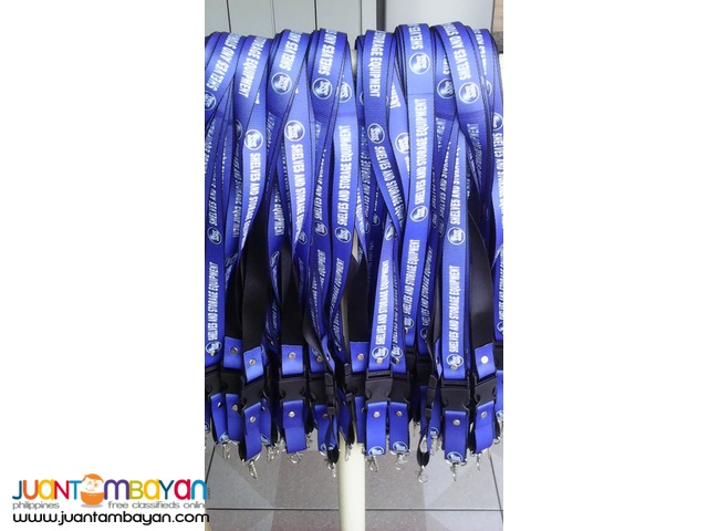 ID Printing Lanyards for Schools and Companies