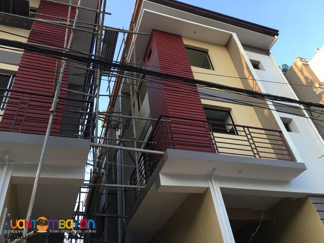RFO San Juan 3 Storey Townhouse