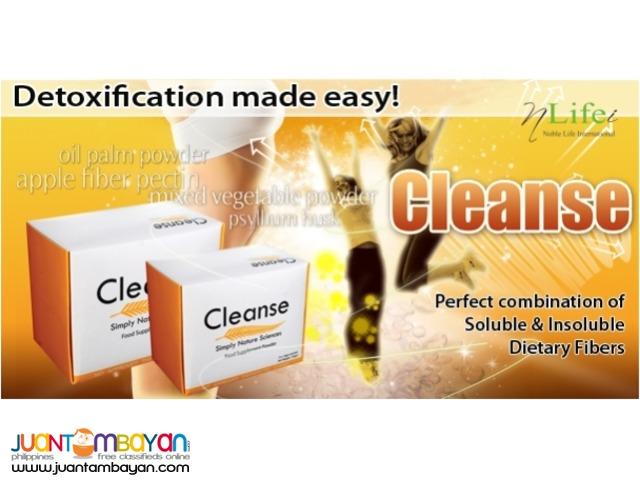 Colon Cleanse - DETOX