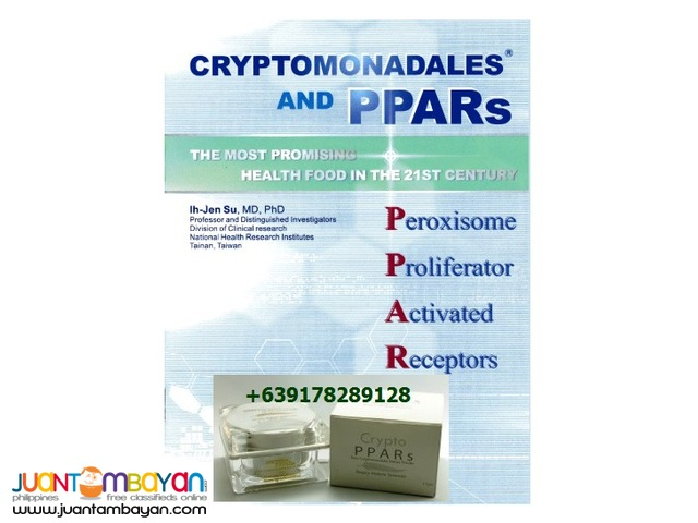 Crypto PPARS BFAD Certified