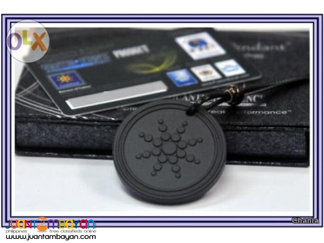 Quantum Pendant - Scalar Energy Authentic by Fusion Excel