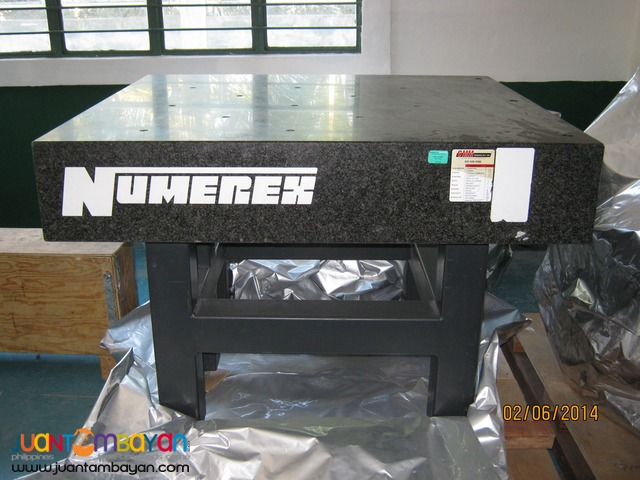 Numerex Measuring Table
