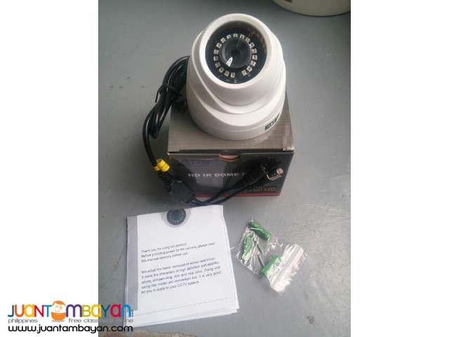 CCTV camera AHD-PD24M (2.4mp 1080p)