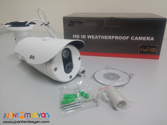 CCTV camera IP-SB4MP IP Bullet Type Camera (4.0mp 1080p)