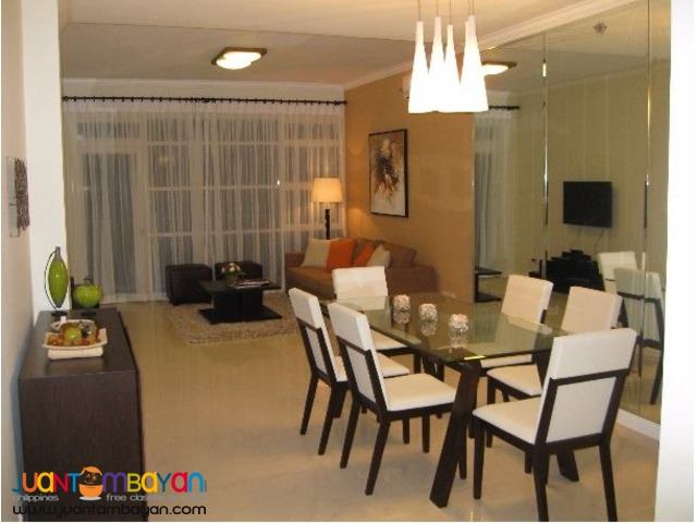 For Rent Furnished Condo Unit in Busay Cebu City - 3 Bedroom