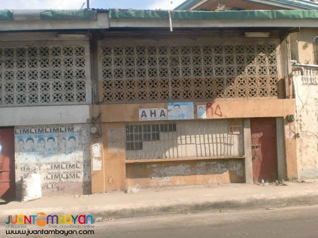For Rent Commercial Space in Basak Cebu City - 218 sqm