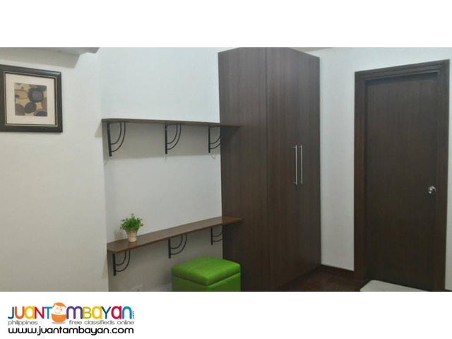 40k Furnished 1 Bedroom Condo Unit For Rent in Lahug Cebu City