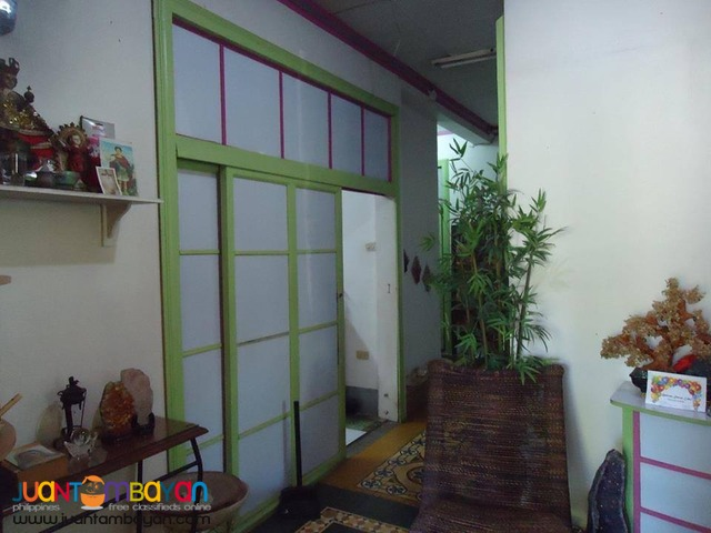 For Rent Furnished House in Capitol Cebu City - 2 Bedrooms