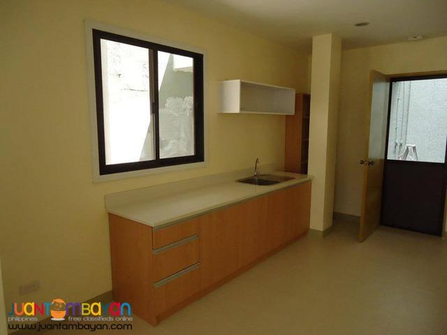 40k Unfurnished 3 Bedroom House For Rent in Banilad Cebu City