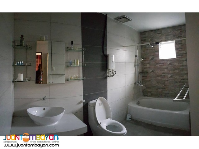 55k Furnished 4 Bedroom House For Rent in Banilad Cebu City