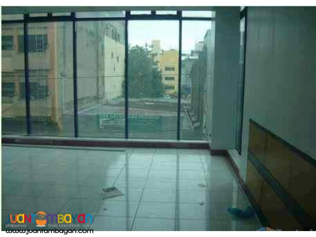 For Rent Commercial Space in Sanciangko Cebu City - 20 sqm
