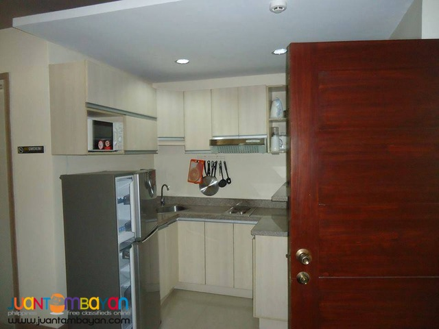 For Rent Furnished Apartment Unit in Mabolo Cebu City - 1 Bedroom